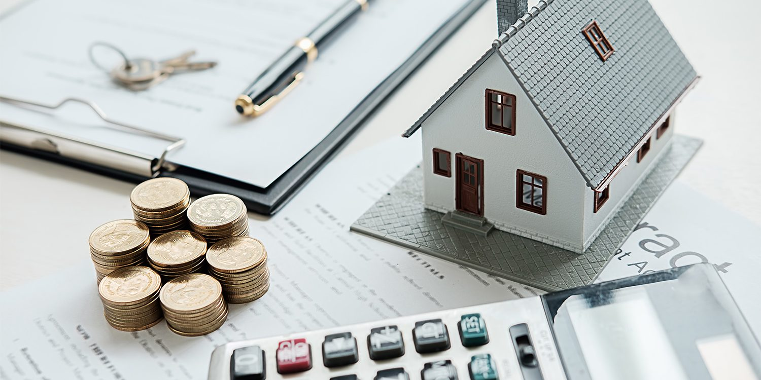 Cash home buying concept